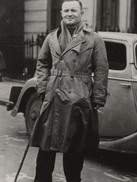Mosley lieutenant William Joyce aka Lord Haw Haw