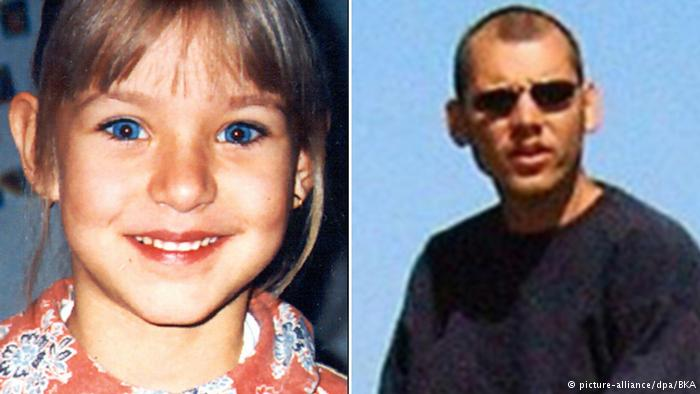 Police are investigating how Böhnhardt's DNA came to be near Peggy K's body