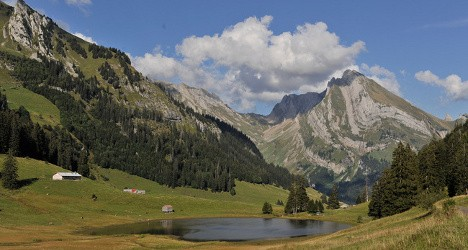 The village of Unterwasser was the tranquil location for the festival. Photo: Swiss Tourism